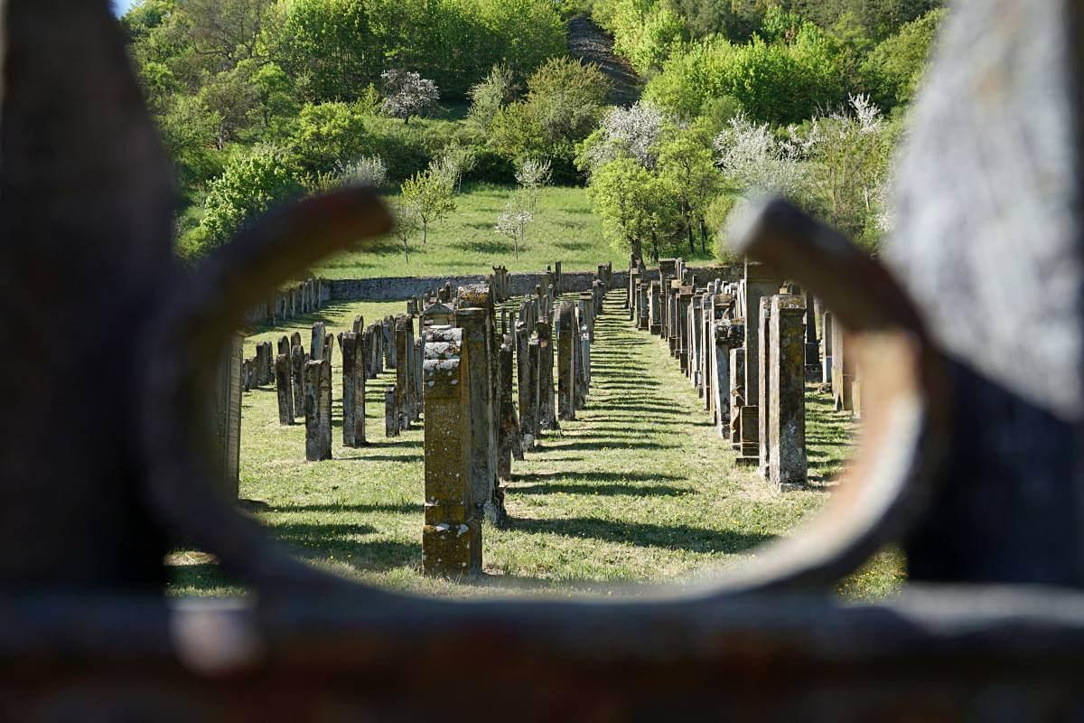 Juedischer Friedhof Hohebach
