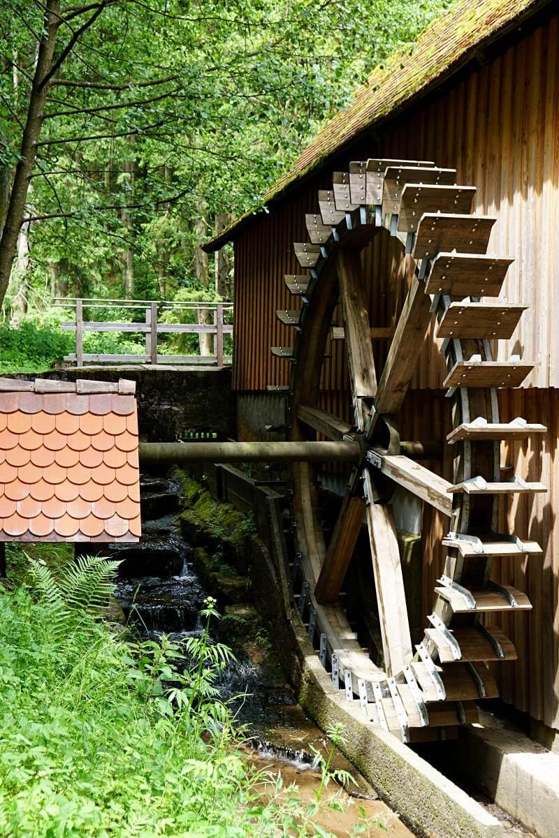 Hummelgautsche Muehlenwaderweg Schwaebischer Wald