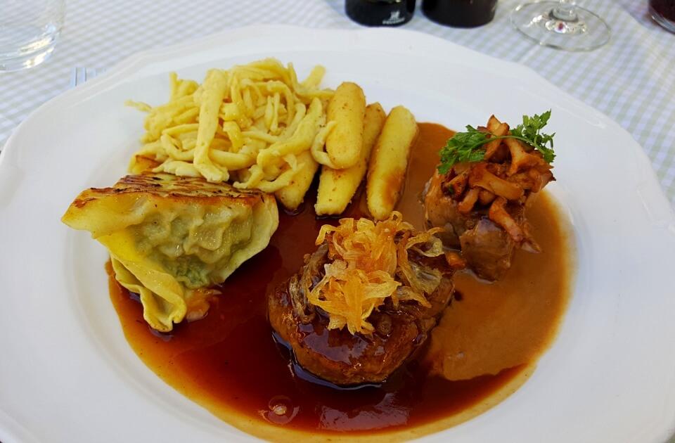 Restaurant Jagstmuehle in Heimhausen