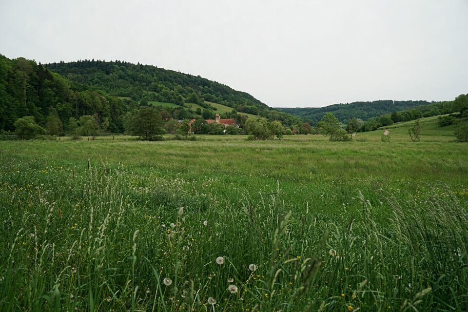 Jagsttal bei Langenburg Unterregenbach