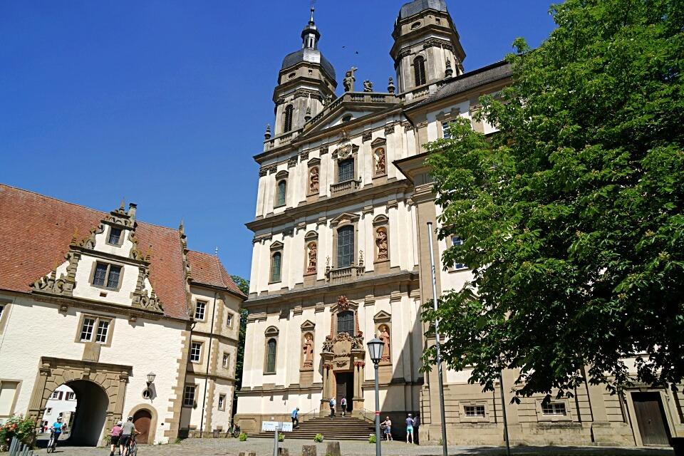 Kirche Kloster Schoental