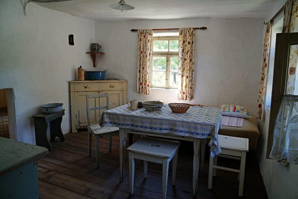 Zimmer im Armenhaus