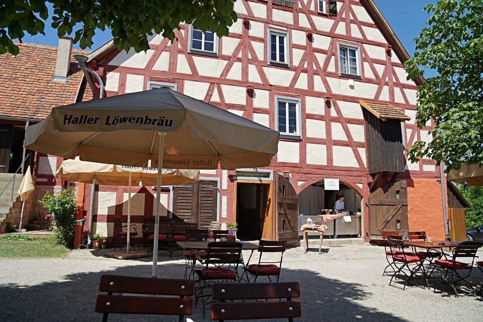 Museumsgasthof Roter Ochsen im Freilandmuseum Wackershofen