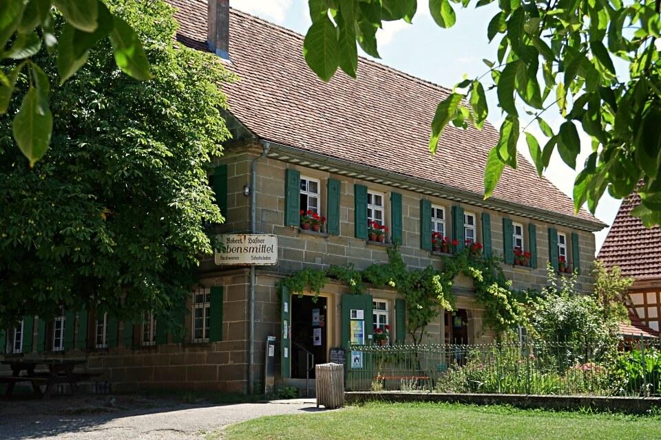 Der Museumsladen im Freilandmuseum Wackershofen