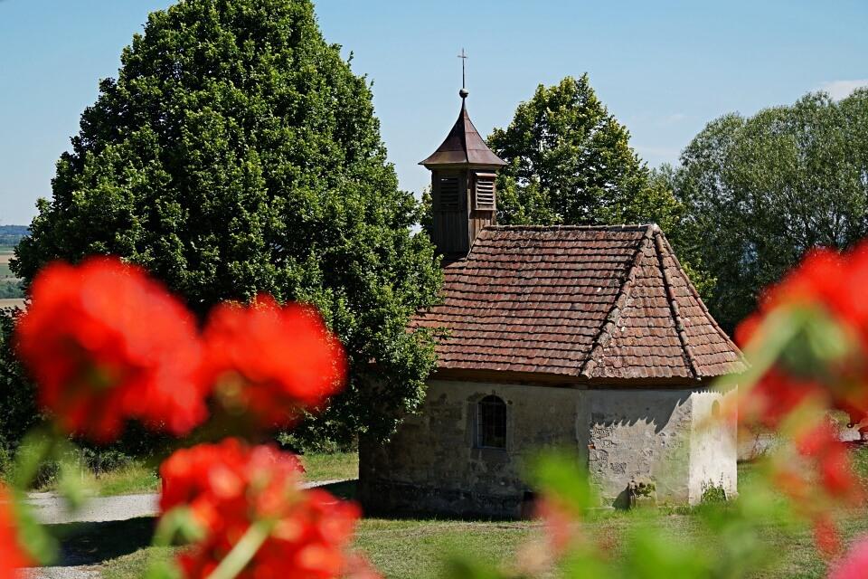 Kapelle im Freilichtmuseum Wackershofen