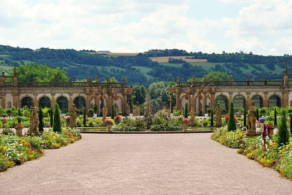 Orangerie Schloss Weikersheim