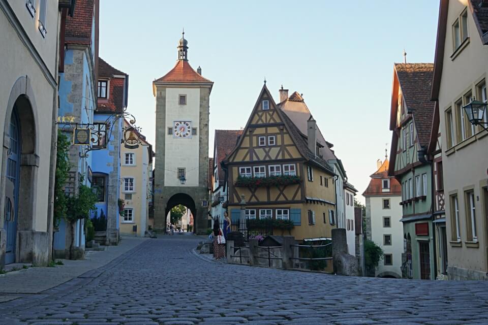 Ploenlein Rothenburg
