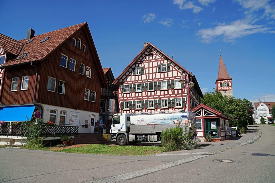Dorfkaeserei Geifertshofen im Buehlertal