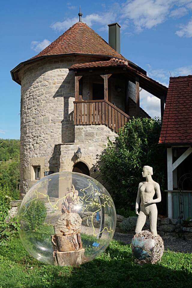 Kunst in Vellberg in Hohenlohe