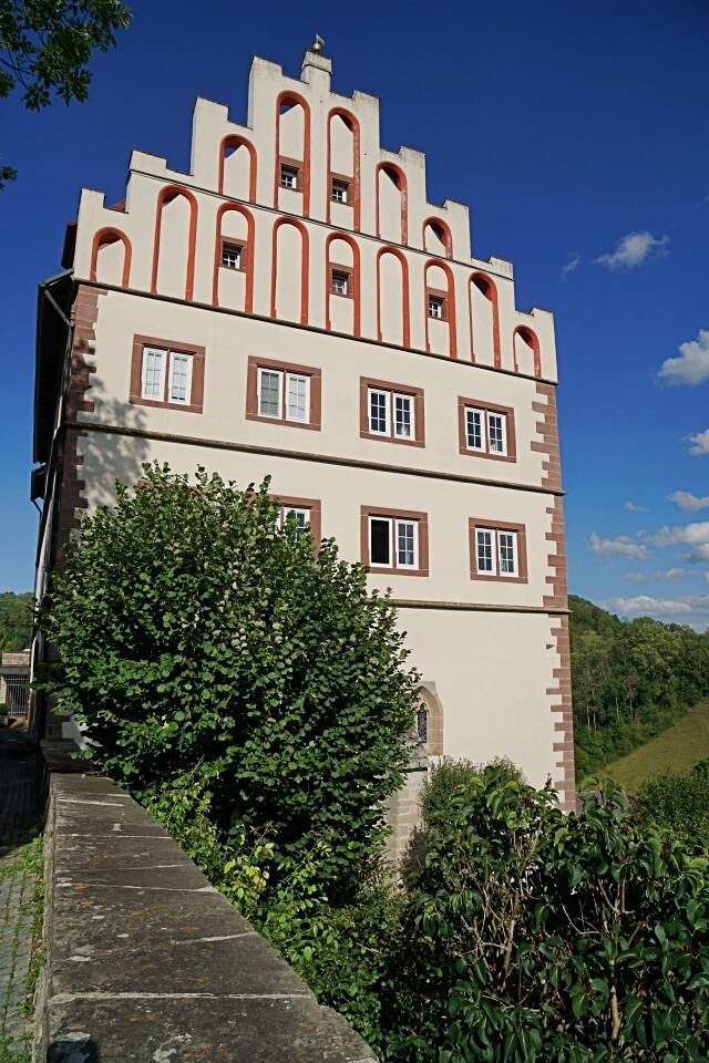 Das Untere Schloss in Vellberg