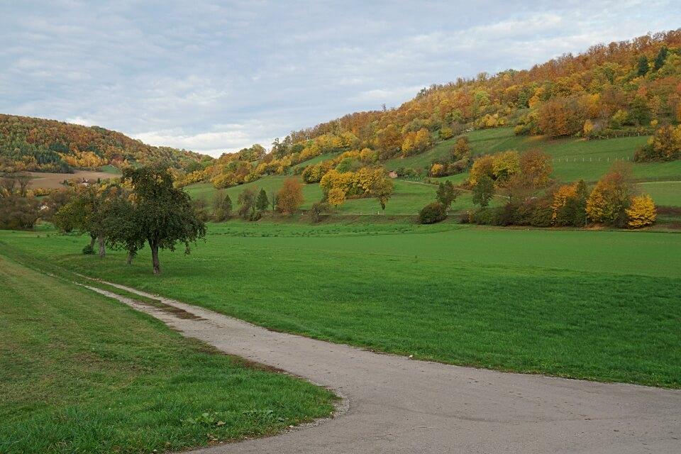 Steinkirchen im Kochertal in Hohenlohe