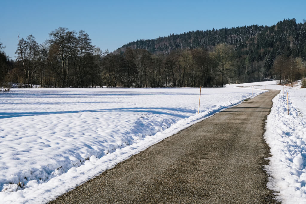 Wanderweg Rottal Grosserlach