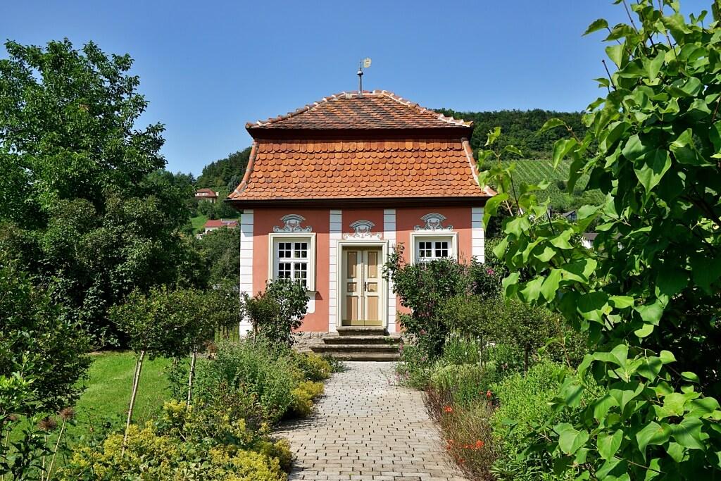 Gartenhaus Forchtenberg am Kocher