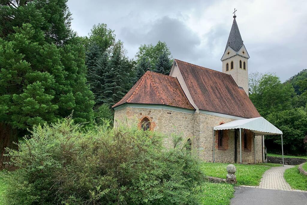 St Anna Kapelle Mulfingen